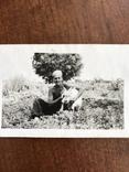 В огороде с козой Коза, фото №6