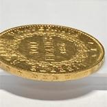 """100 франков. 1886. """"Золотой ангел"""" Франция (золото 900, вес 32,25 г), фото №12"""