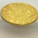80 реалов. 1845. Изабелла II. Испания (золото 875, вес 6,70 г), фото №10