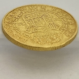 80 реалов. 1845. Изабелла II. Испания (золото 875, вес 6,70 г), фото №12