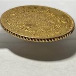 80 реалов. 1822. Фердинанд VII. Испания (золото 875, вес 6,64 г), фото №12