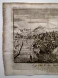 1758 Сенс Шампань Франция (карта план 37х21 Верже) СерияАнтик, фото №4