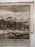 1758 Сенс Шампань Франция (карта план 37х21 Верже) СерияАнтик, фото №6