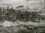 1758 Сенс Шампань Франция (карта план 37х21 Верже) СерияАнтик, фото №11