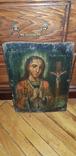 Пресвятая Богородица. Ахтырская. 35 х 25 см, фото №4