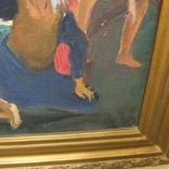 "Картина.""Гибель Помпеи"" Копия .Масло., фото №10"