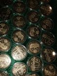 Копии монет 42 шт., фото №4