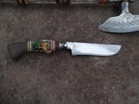 Топорик кухонный и нож СССР., фото №3