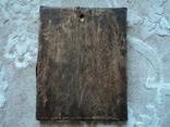 Икона Тихвинская Б.М. в окладе, 22,5х18 см, фото №9