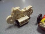 Машинка мотоцикл ссср лот 4 шт, фото №4