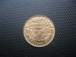 20 франков 1935 год Швейцария, фото №4