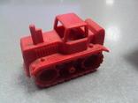 Машинка самосвал трактор ссср лот 3 шт, фото №9