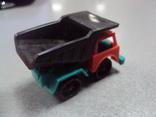 Машинка самосвал трактор ссср лот 3 шт, фото №10