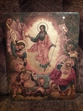 Икона Вознесение Иисуса Христа, фото №2