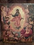 Икона Вознесение Иисуса Христа, фото №3