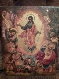 Икона Вознесение Иисуса Христа, фото №4