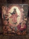 Икона Вознесение Иисуса Христа, фото №5