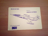 Belgian Air Force. Exhibition Aerospace electronics, фото №2