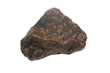 Кам'яний метеорит NWA, 100,6 грам, із сертифікатом автентичності, фото №13