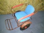 Детская каталка коляска СССР, фото №5