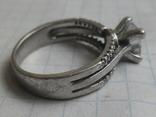 Кольцо 925, фото №12