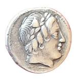 Анонимный. Денарий Рим, 86 г. до н.э., фото №2