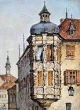 Старинная Прага. копия, фото №3
