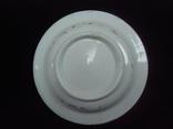 Старинная настенная тарелка №1Миниатюрная 14см, фото №10