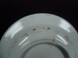 Старинная настенная тарелка №1Миниатюрная 14см, фото №12