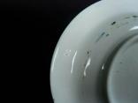 Старинная настенная тарелка №1Миниатюрная 14см, фото №13
