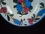 Старинная настенная тарелка №2 Миниатюрная 14см., фото №3