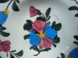 Старинная настенная тарелка №2 Миниатюрная 14см., фото №5