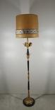 Підлогова лампа, торшер бронзовий з мармуром арт. 0724, фото №2
