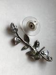 Серьги и колье, винтаж, Израиль, ручная работа, фото №10