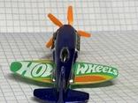 Hot Wheels C2719 Airplane Plane 46 Malaysia Mattel, фото №4