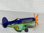 Hot Wheels C2719 Airplane Plane 46 Malaysia Mattel, фото №5