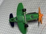Hot Wheels C2719 Airplane Plane 46 Malaysia Mattel, фото №6