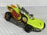 Hot Wheels Turbo Flame 1995, фото №3