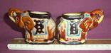 Пепельницы Слоны - Индия керамика поливная глазурь., фото №5
