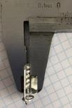 Подвеска «Св. Муч. Димитрій», 2,8 гр; 925/трезубец, фото №10