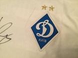 Футболка с автографами футболистов 2000+ года, фото №2