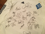 Футболка с автографами футболистов 2000+ года, фото №3