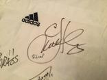 Футболка с автографами футболистов 2000+ года, фото №5