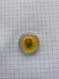 Lunar, Лунар, Монета год петуха 2005 Австралия 1/4 oz 25 Долларов, фото №3