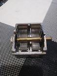 Конденсатор КПЕ двохсекційний ВФ-12 і ВФ 201, фото №3
