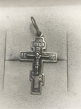 Кулон Церковный Серебро, фото №2