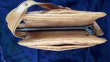 Вінтажна сумка з тисненням, фото №4