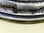 Кубок серебро 800 проба 1880 год., фото №9