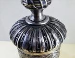 Кубок серебро 800 проба 1880 год., фото №11