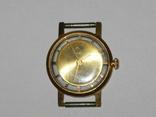 Часы заря СССР  стекло с обеих сторон фото 4